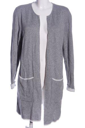Bonita Cardigan grigio chiaro stile casual