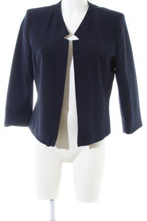 Bonita Cardigan blau Business-Look