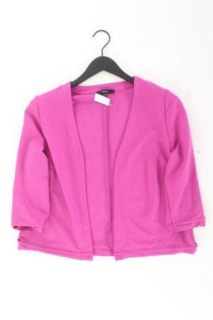 Bonita Cardigan Größe 44 3/4 Ärmel pink aus Viskose