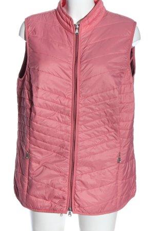 Bonita Puchowa kamizelka różowy W stylu casual