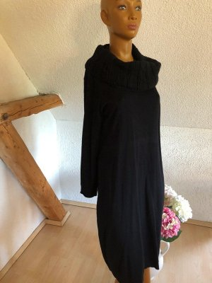 Bonita feinstrick Kleid mit abnehmbarem Kragen Gr L-Xl