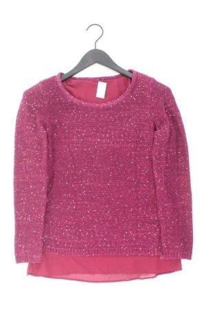 Bonita Pullover a maglia grossa rosa chiaro-rosa-rosa-fucsia neon Poliestere