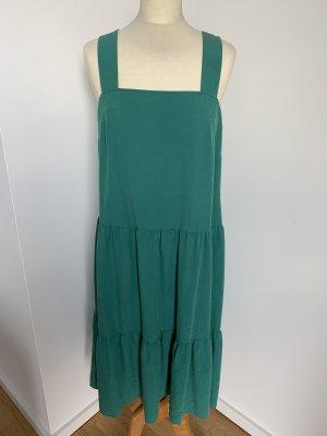 Bonita grünes Tencel Kleid