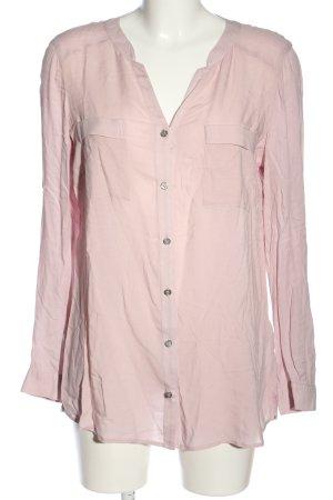 Bonita Camicia blusa rosa stile casual