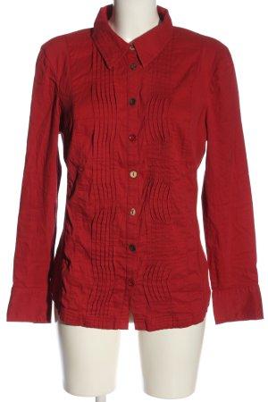 Bonita Hemd-Bluse rot Casual-Look