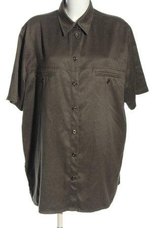 Bonita Hemd-Bluse khaki Casual-Look