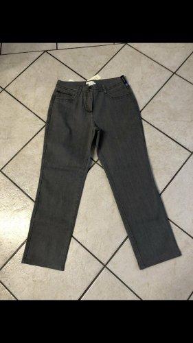 Bonita Pantalon taille basse gris