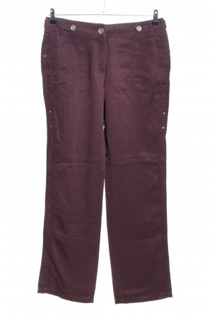 Bonita Jeans vita bassa lilla stile casual