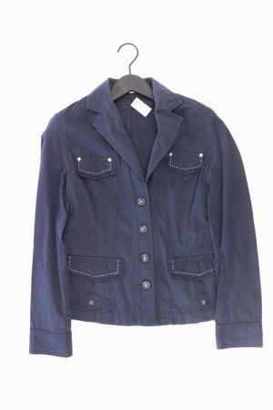 Bonita Jacke blau Größe 36