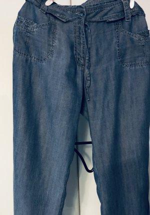 Bonita Jeans boyfriend blu fiordaliso