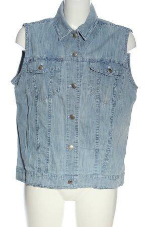 Bonita Jeansweste blau Casual-Look