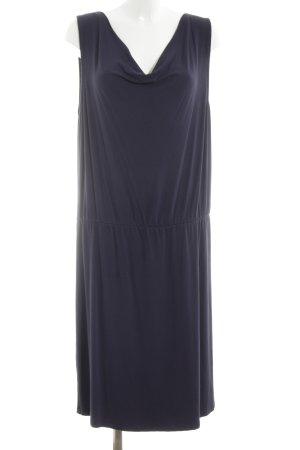 Bonita Jerseykleid blau Casual-Look