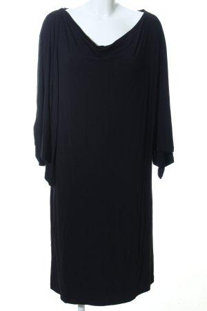 Bonita Jerseykleid schwarz Casual-Look