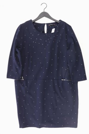 Bonita Kleid blau Größe 48
