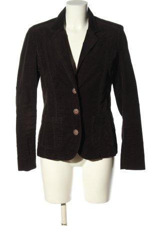 Bonita Korte blazer bruin zakelijke stijl