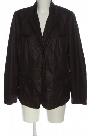 Bonita Short Blazer brown business style