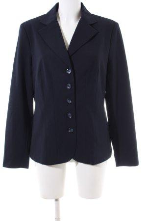 Bonita Kurz-Blazer blau Business-Look