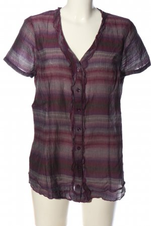 Bonita Kurzarm-Bluse Farbverlauf Casual-Look