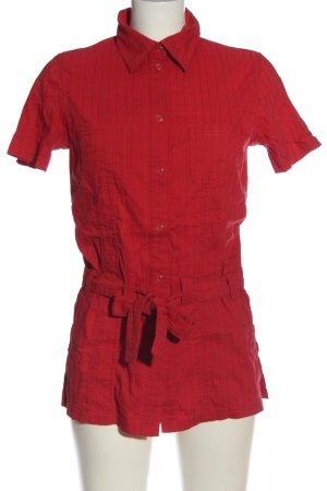 Bonita Kurzarmhemd rot Casual-Look