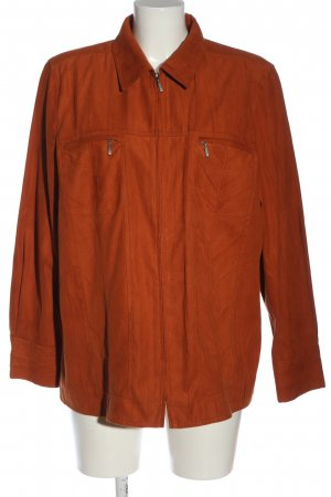 Bonita Giacca corta arancione chiaro stile casual