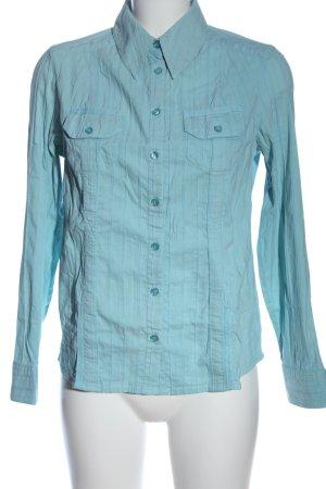 Bonita Langarmhemd blau Casual-Look