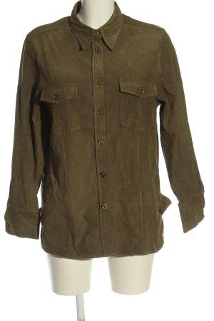 Bonita Langarmhemd bronzefarben Casual-Look