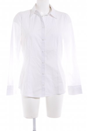 Bonita Camicia a maniche lunghe bianco stile classico