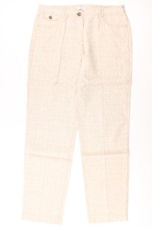 Bonita Pantalone di lino multicolore Lino