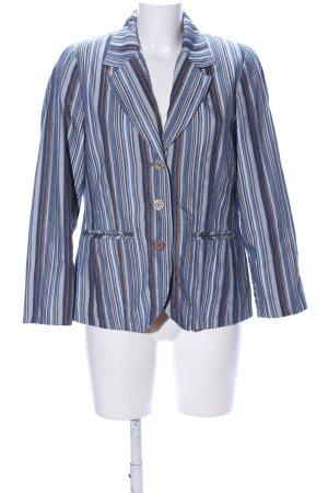 Bonita Lange blazer gestreept patroon elegant