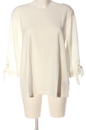 Bonita Longsleeve white business style