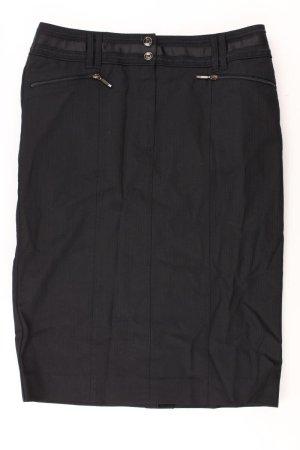 Bonita Jupe mi-longue noir laine
