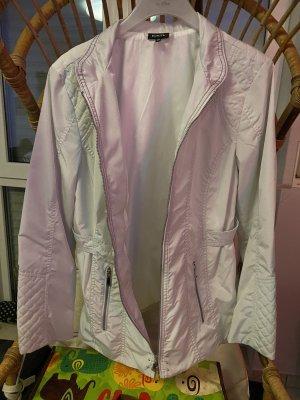 Bonita Neue Jacke Silberweiß Gr38 Edel