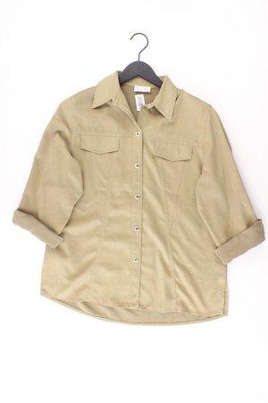 Bonita Oversize-Bluse Größe M 3/4 Ärmel grün aus Polyester