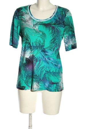 Bonita Print Shirt allover print casual look