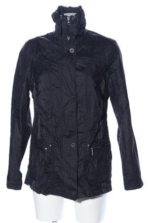 Bonita Regenjacke schwarz Casual-Look