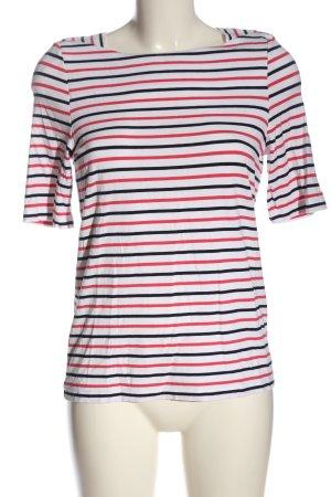 Bonita T-shirt rayé motif rayé élégant