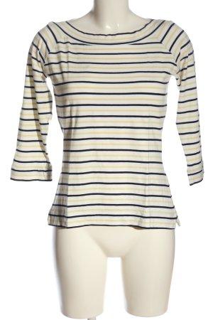 Bonita T-shirt rayé motif rayé style décontracté