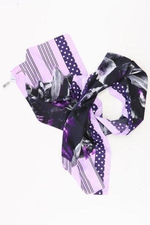 Bonita Scarf lilac-mauve-purple-dark violet polyester