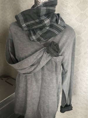 Bonita Schal. Schönes Outfit in grau- weiß wie neu ❤️