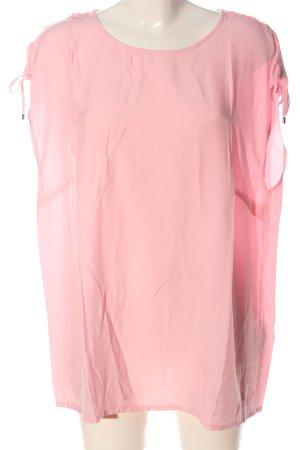 Bonita Blouse à enfiler rose style décontracté