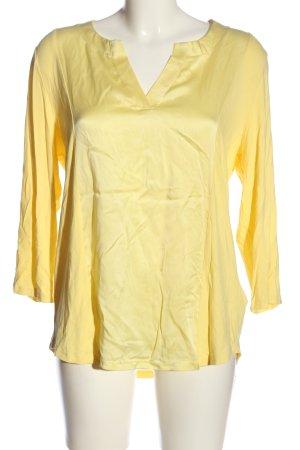 Bonita Schlupf-Bluse blassgelb Casual-Look