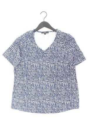Bonita T-Shirt blue-neon blue-dark blue-azure viscose