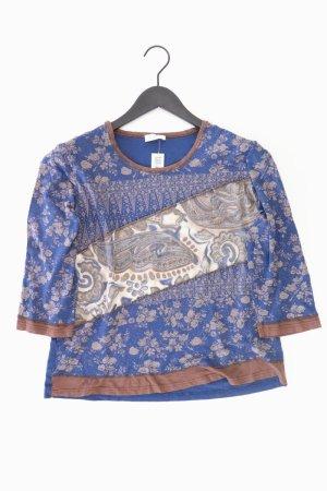 Bonita Shirt blau Größe XL