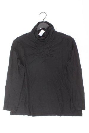 Bonita Oversized Shirt black viscose
