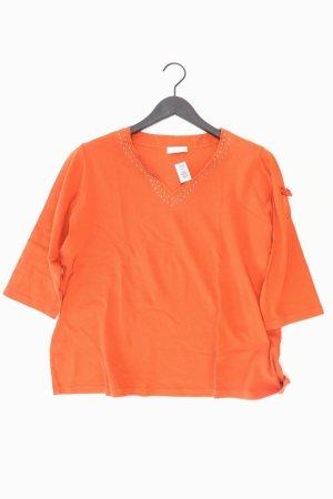 Bonita Shirt orange Größe XL+