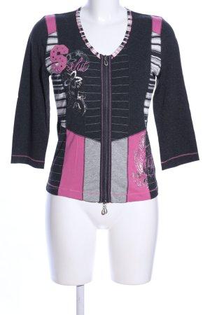 Bonita Giacca-camicia motivo floreale stile casual