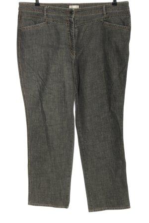 Bonita Slim Jeans light grey casual look