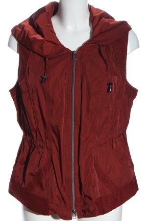 Bonita Sports Vests red casual look