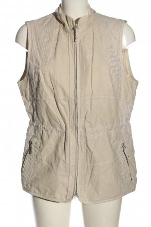 Bonita Sports Vests cream casual look