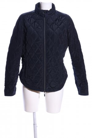 Bonita Quilted Jacket black quilting pattern casual look